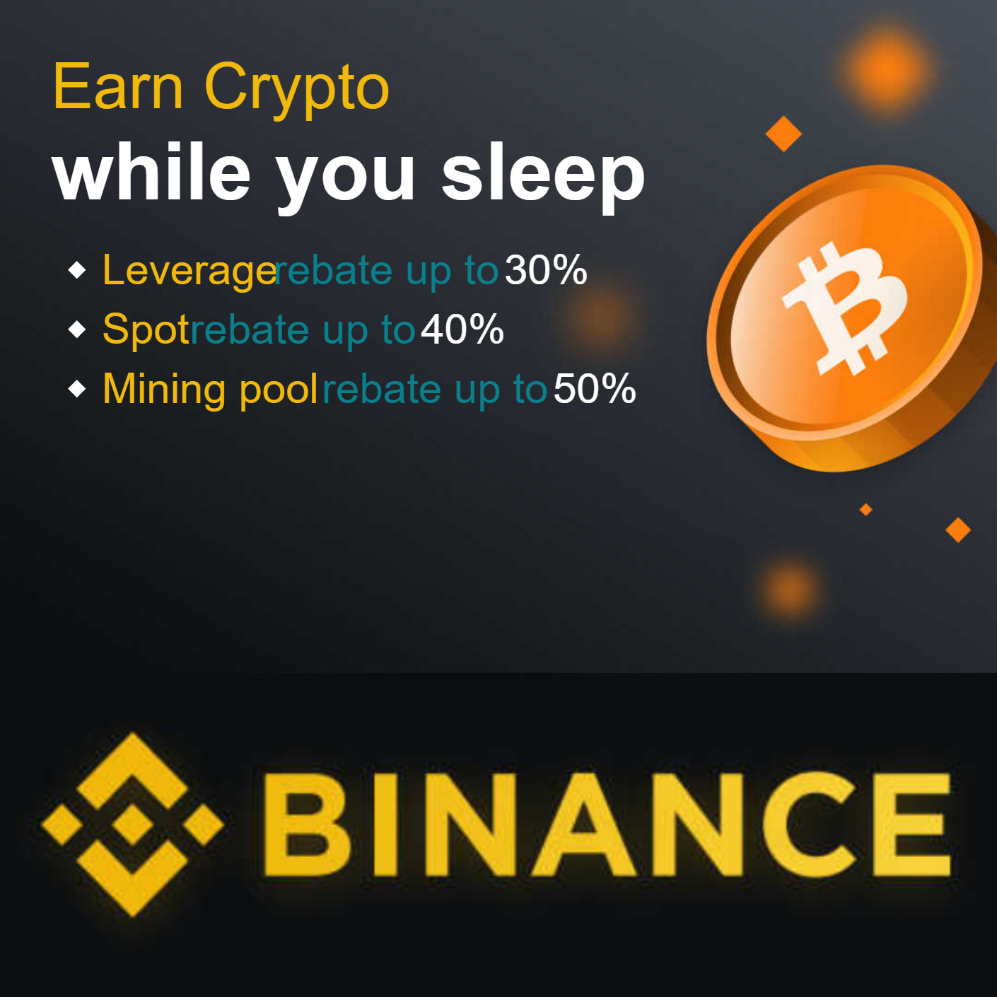 Binance earn money with bitcoin