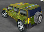 3D Hummer Racing game image