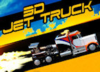 3D Jet Truck game image