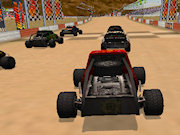 3D Mad Racers Unity3D