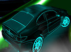 3D Neon Racing game image