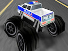 3D Police Monster Trucks game image