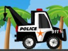 911 Police Truck game image