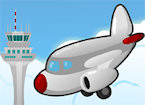 Airplane Runway Parking game image