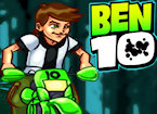 Ben 10 Dirt Bike Remix game image