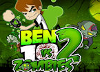 Play Ben 10 Vs Zombies 2 game.