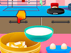 Play Cooking Strawberry Cake game.
