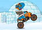 Play Gizmo Igloo Rush game.
