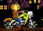 Halloween Bike Race