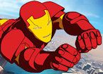 Ironman Flight Test 2 game image