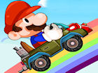 Play Mario Car Run game.