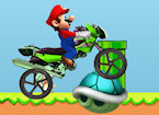 Mario Moto Cross game image