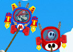 Mario Robo Battle game image