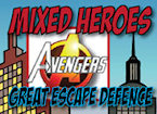 Mixed Heroes Avengers