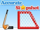 Play Accurate Slapshot game.