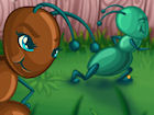 Play Antz Invasion game.