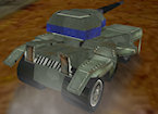 3D Army Tanks Race