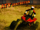 Play ATV Destroyer game.