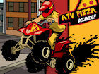 ATV Pizza Delivery