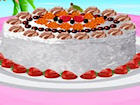 Play Barbie Coconut Cake Deco game.