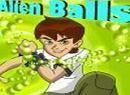 Play Ben 10 alien balls game.