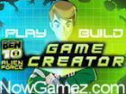 Play Ben 10 Alien Force Game Creator game.