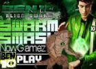 Play Ben 10 Alien Force Swarm Smash game.