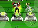 Play Ben 10 Alien Match game.
