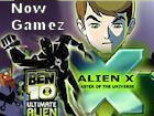 Play Ben 10 Alien X game.