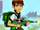 Play Ben 10 Aliens Kill Zone game.