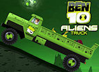 Ben 10 Aliens Truck game image