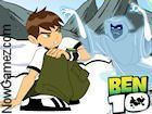 Ben 10 And The Ghost game image