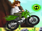 Play Ben 10 Bike Mission game.