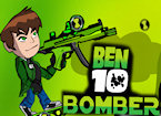 Play Ben 10 Bomber game.