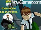 Play Ben 10 demon hunter game.