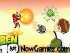 Play Ben 10 Fireball game.