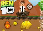 Play Ben 10 Gold Miner game.