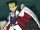 Play Ben 10 Halloween Dress Up game.