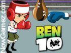 Play Ben 10 I love Boxing game.