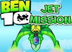 Play Ben 10 Jet Mission game.