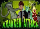 Play Ben 10 Krakken Attack game.