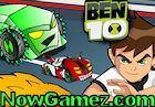 Play Ben 10 Math Race game.