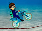 Play Ben 10 Motocross Under The Sea game.