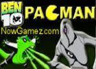 Play Ben 10 pacman game.