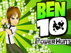 Play Ben 10 Power Hunt game.