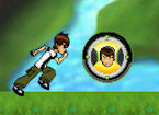 Play Ben 10 Power Jump game.