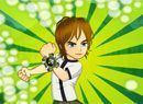 Play Ben 10 Power Shot game.