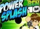Play Ben 10 Power Splash game.