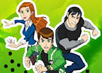Play Ben 10 Protector Of Earth game.