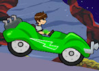 Play Ben 10 Race Car game.
